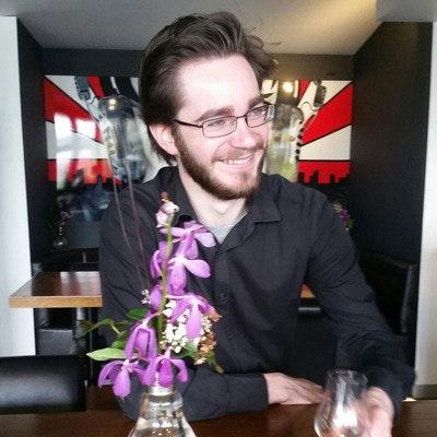 Marcus Parmenter's expert profile photo